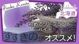 【北海道】初めてソープランドでバイトをするなら『すすきの』がオススメ!